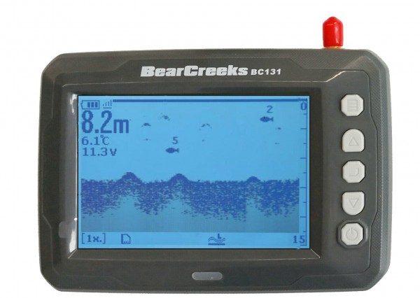 BearCreeks BC131 Echo Sounder Fishfinder