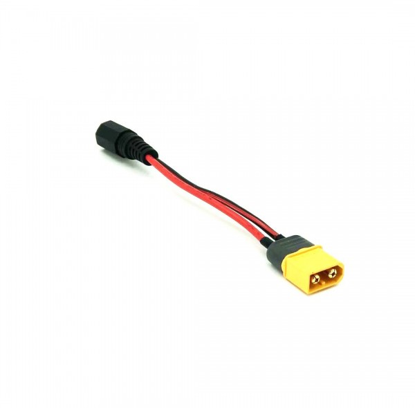 Connecting cable for lead acid battery charger