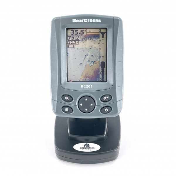 BearCreeks BC201 Wireless Colour Fishfinder