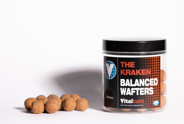 Vitalbaits Wafters The Kraken 14-20mm