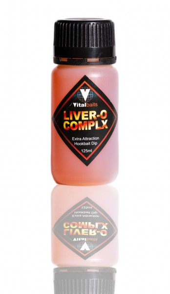 Vitalbaits Dip Liver-O Complx 125 ml