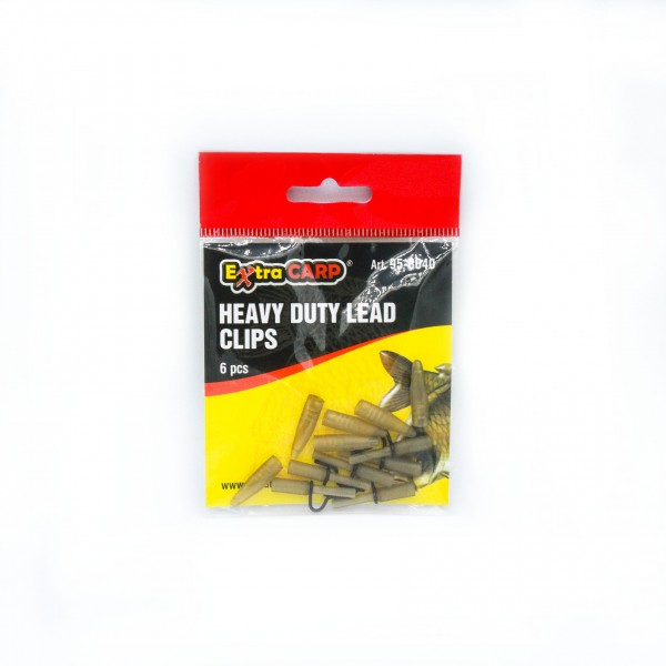 ExtraCARP Heavy Duty Lead Clips