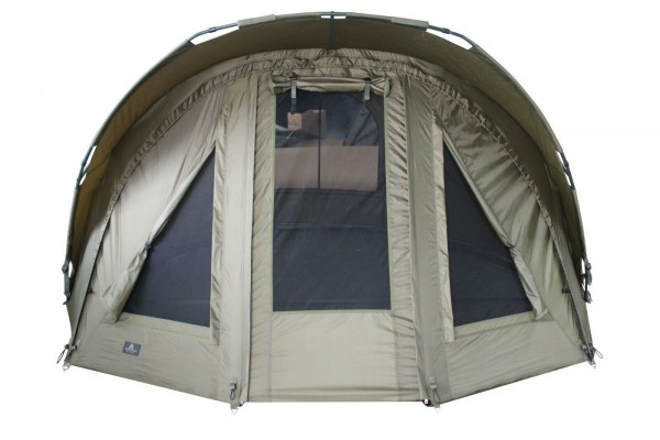 BearCreeks 1-Man Fishing Tent Bivvy with WinterSkin