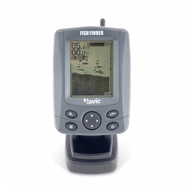 BearCreeks VF02 Wireless Fishfinder Ecolot