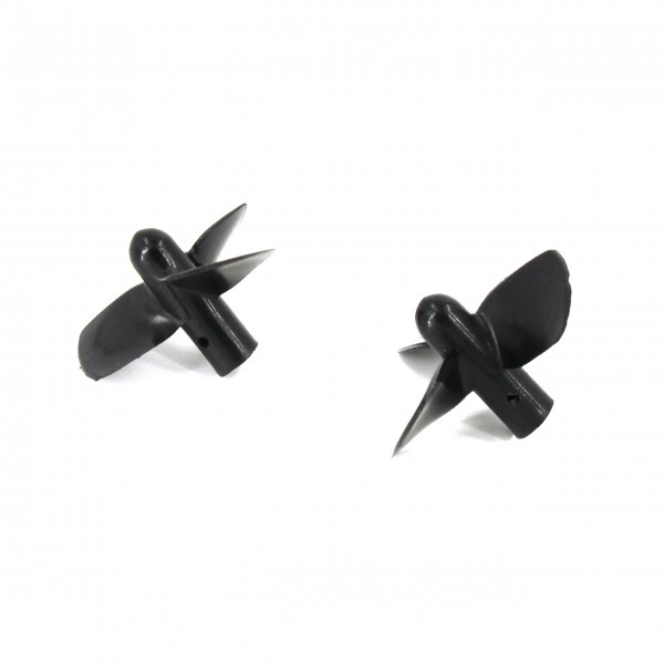 BearCreeks Carpmate Futterboot Propeller