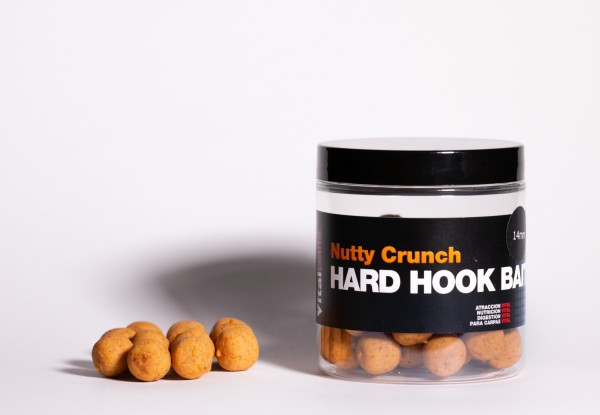 Vitalbaits Hard Hook Baits Natur
