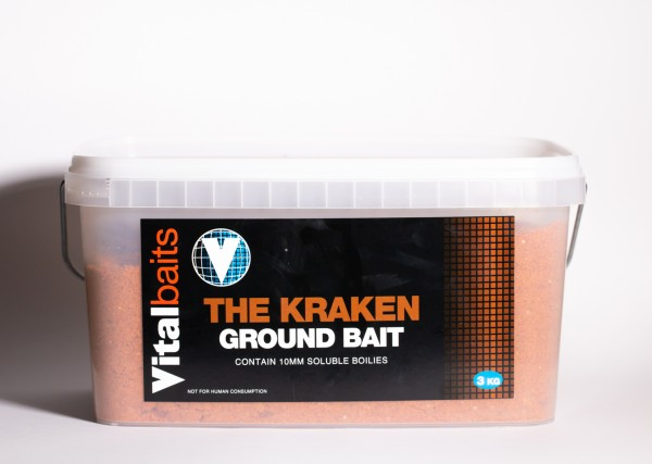 Vitalbaits Groundbaits The Kraken